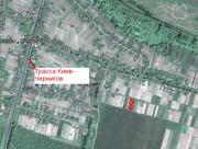 Приватизированный земельный участок в с. Количевка