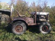 продажа  самодельного трактора