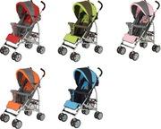 Quatro Mini (Кватро Мини) - лучшая коляска для детей и родителей!