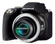 пролдам Фотоаппарат Olympus SP-590UZ,  Матрица 1/2.33