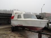 Продам лодку моторно – туристичну У4Е – 804 – К.