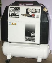 компрессор стоматологический безмасляный