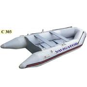 Продается новая лодка-С303