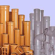 Трубы ПВХ и фитинги для наружной канализации Чернигов