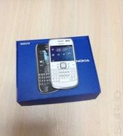 Nokia E6-00 White Эксклюзивная модель