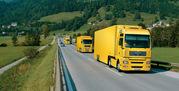 Требуються водители на международные маршруты
