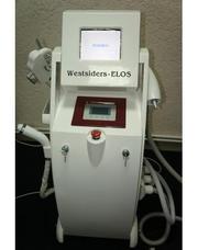 Оборудование для косметолога 3-в-1: ЭЛОС РЧ  ND YAG лазер