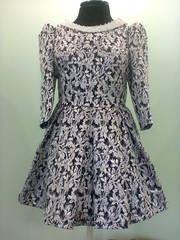 Сервисное бюро Умелые ручки предлагает индивидуальный пошив платья