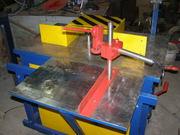 Виробництво фрезерів та іншого деревообробного обладнання