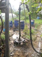 Пробурить скважины под воду