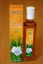Льняное масло 50 грн./л (крупный и мелкий опт)