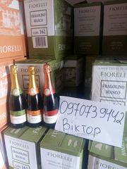 Продам  Fragolino fiorelli Фраголино фиорелли опт и розница