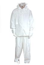Маскировочный белый халат ( маскхалат)