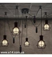 Светодиодные люстры и светильники,  лампочки.