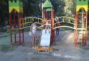 Уличные детские площадки от производителя под ключ.