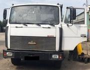 Продаем самосвал на шасси МАЗ 555102,  9, 5 тонн,  2004 г.в.