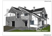 Проектування та готові проекти житлових будинків