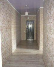 1но. ком. квартира с автономным отоплением и ремонтом !!!