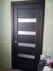 Двери межкомнатные деревянные. Изготовление. Установка.