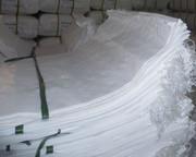 Мешки белые на 5, 10, 25, 50кг,  оптовая цена