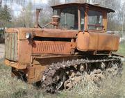 Продаем гусеничный бульдозер Курганец ДТ-75,  1990 г.в.