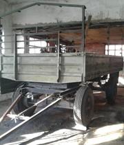 Продаем грузовой бортовой прицеп IFA E5,  5 тонн,  1986 г.в