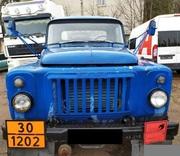 Продаем заправочный агрегат 3607,  1, 9 м3,  ГАЗ 5201,  1989 г.в.