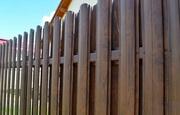 Евроштакет металлический (штакетник,  паркан,  забор)