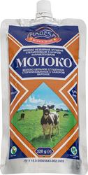 Молоко цельное сгущенное карамелизированное, 8, 5% дой пак 0, 320, экспорт