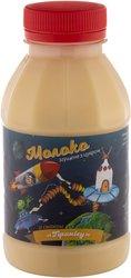 Молоко сгущенное со вкусом ТИРАМИСУ пэт / бутылка 370 гр,  экспорт