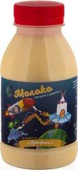 Молоко сгущенное со вкусом ТРЮФЕЛЬ пэт / бутылка 370 гр,  экспорт