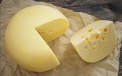 Мааздам твёрдый сыр,  45% жирности