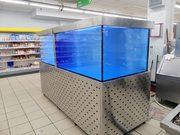 торговый аквариум для устриц и лобстеров от компании Retailaq