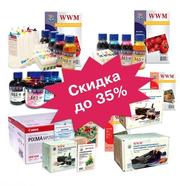 Компания ЭЛВИРА предлагает широкий выбор расходных материалов.